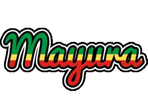 Mayura african logo