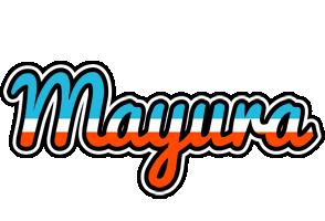 Mayura america logo