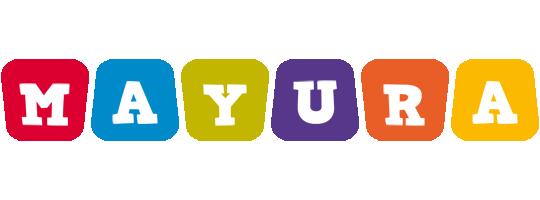 Mayura daycare logo