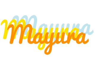 Mayura energy logo