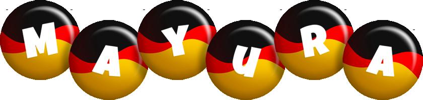 Mayura german logo