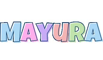 Mayura pastel logo