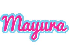 Mayura popstar logo