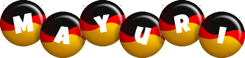 Mayuri german logo