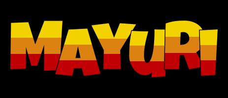 Mayuri jungle logo