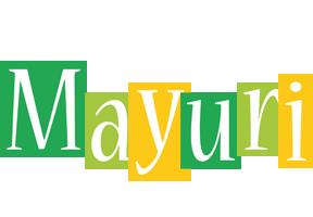 Mayuri lemonade logo