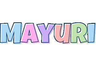 Mayuri pastel logo