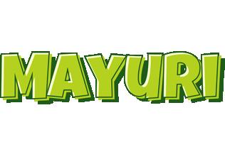 Mayuri summer logo