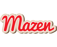 Mazen chocolate logo