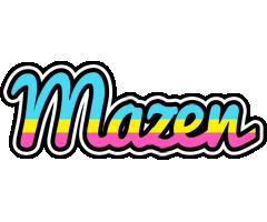 Mazen circus logo