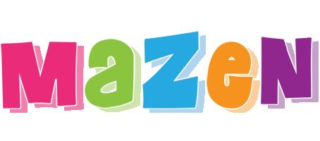 Mazen friday logo