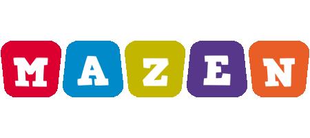 Mazen kiddo logo