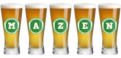 Mazen lager logo