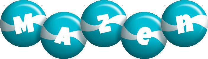 Mazen messi logo