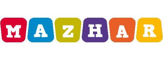 Mazhar daycare logo