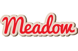 Meadow chocolate logo