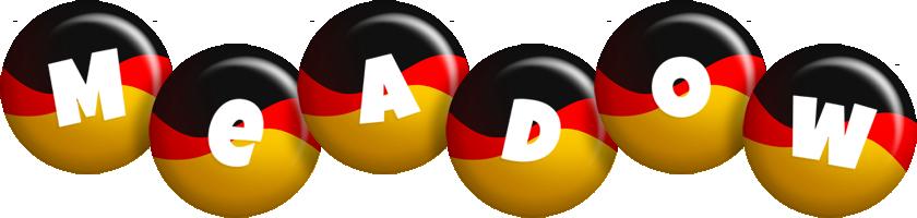 Meadow german logo