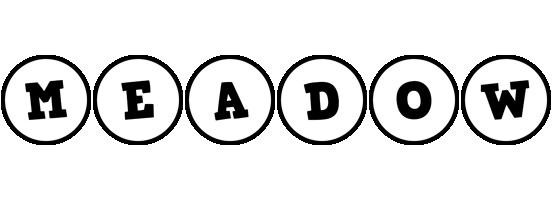Meadow handy logo