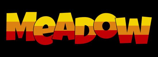 Meadow jungle logo