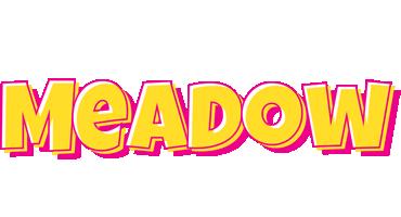 Meadow kaboom logo