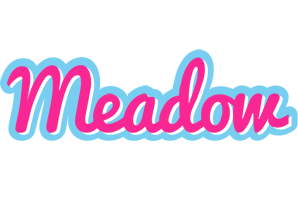 Meadow popstar logo