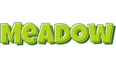 Meadow summer logo