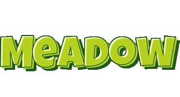 Meadow summer logo