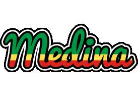 Medina african logo