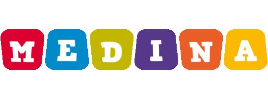 Medina daycare logo