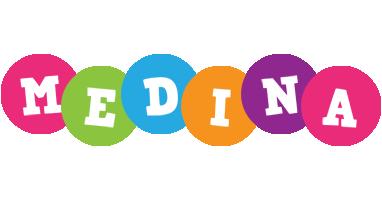 Medina friends logo