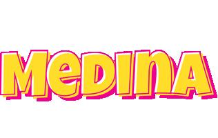 Medina kaboom logo