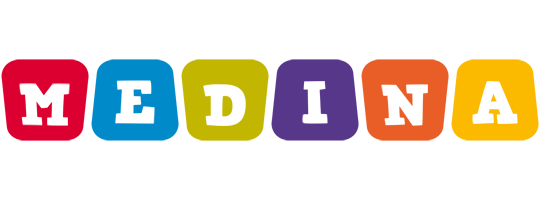Medina kiddo logo