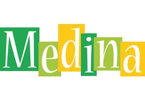 Medina lemonade logo