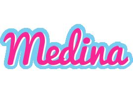 Medina popstar logo