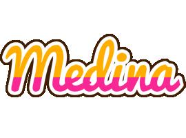 Medina smoothie logo
