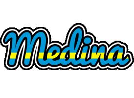 Medina sweden logo