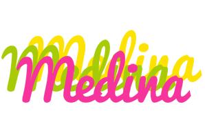 Medina sweets logo