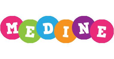 Medine friends logo