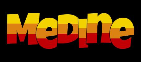 Medine jungle logo