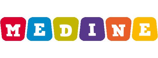 Medine kiddo logo