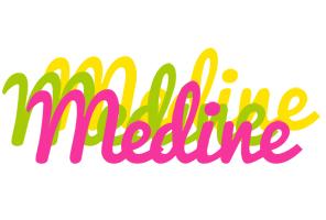 Medine sweets logo
