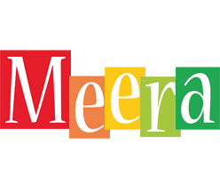 Meera colors logo