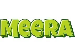 Meera summer logo