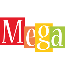 Mega colors logo