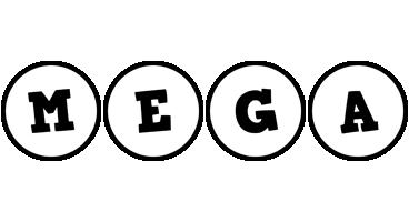 Mega handy logo
