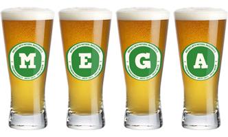 Mega lager logo