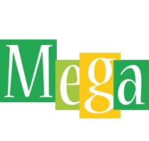 Mega lemonade logo