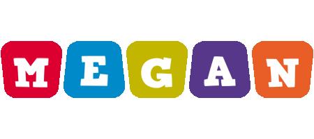Megan daycare logo