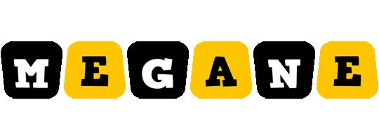 Megane boots logo