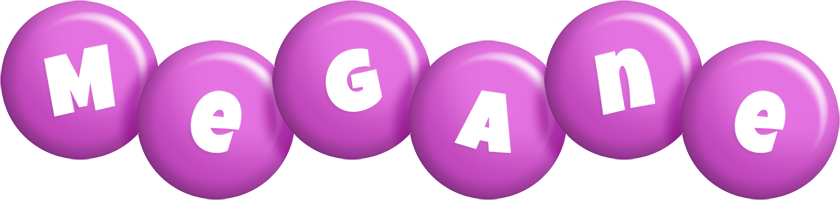 Megane candy-purple logo